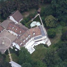 Michael Schumachers House In Vufflens Le Chateau Switzerland Google Maps 3
